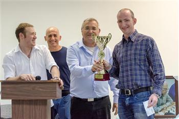 2014 Israeli Blitz Champion!
